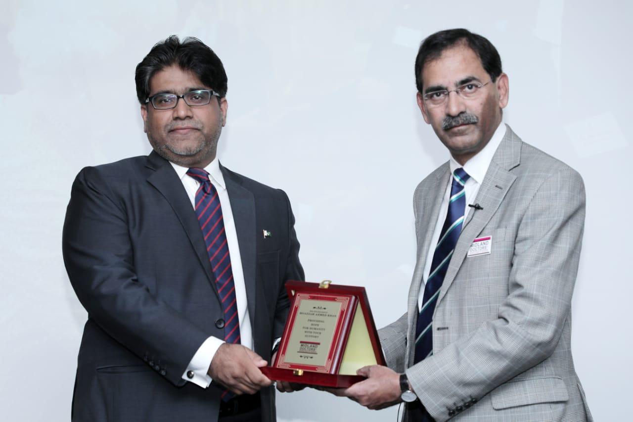 Inauguration of Midland Doctors Dubai